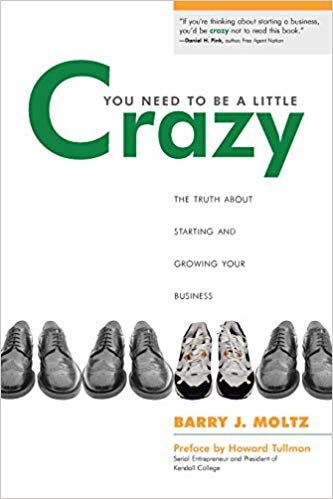 Bạn cần chút điên rồ (Tóm tắt sách)