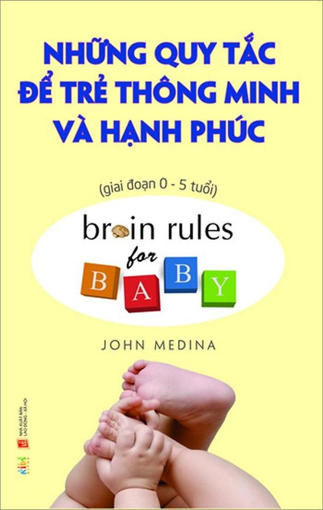 Những quy tắc để trẻ thông minh và hạnh phúc