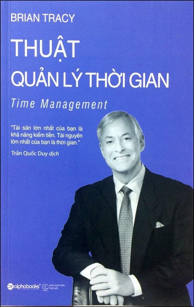 [Audiobook] Thuật quản lý thời gian (Tóm tắt sách)